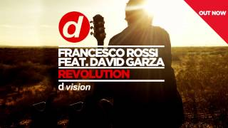Francesco Rossi feat. David Garza - Revolution (Dalt Vila Sunset Mix) [Cover Art]