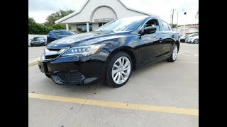 2016 Acura ILX 4dr Sdn, Special In House Finance, Bankruptcy (Princeton, Texas)