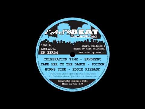EASY12001 EP feat Sandeeno, Poizon, E Rieband + dubs (promo mix)