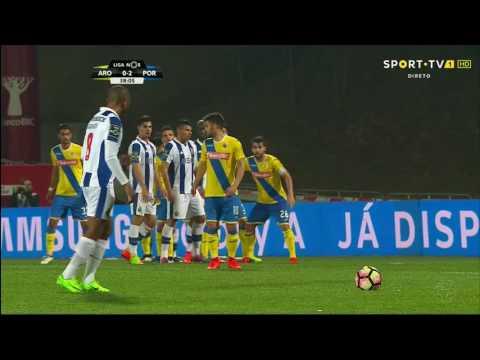Arouca-FC Porto, 0-4 (resumo)