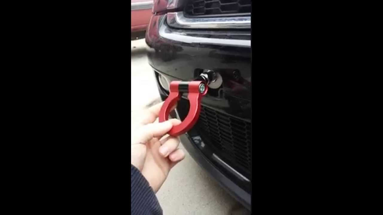 Ebay Tow Hook Review Youtube Front Trailer Hitch Kia Sorento
