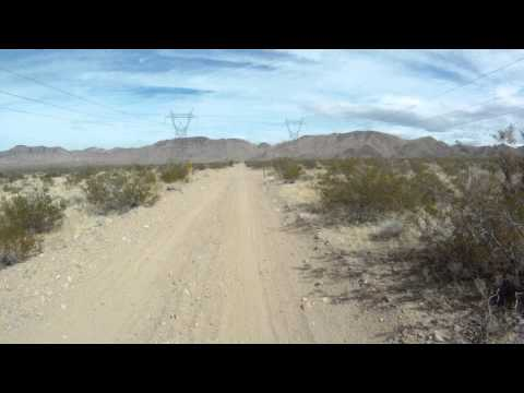 Ride at Jean Nv. (To the Saddle) 3-3-13 C