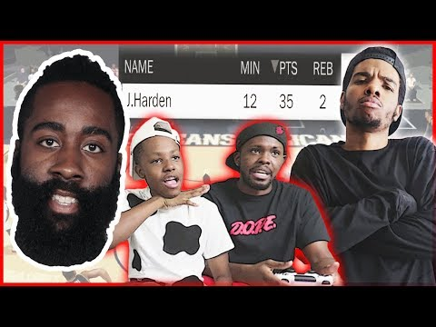 THE NEW JAMES HARDEN GOES OFF!! - MyTeam Battles Ep.16