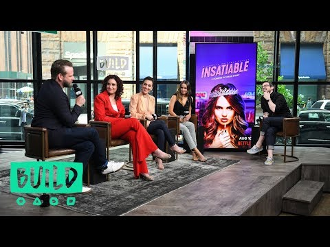 Debby Ryan, Alyssa Milano, Lauren Gussis & Dallas Roberts Chat Netflix's