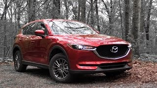 2017 Mazda CX-5: Review