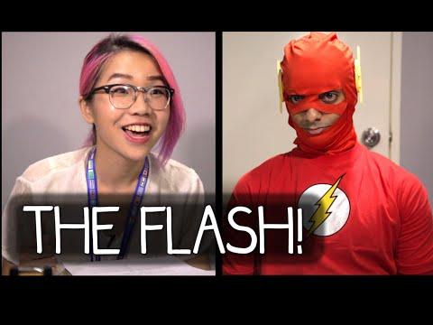 THE FLASH vs. SINGAPORE (Bureau-Crazy Webseries EP3)