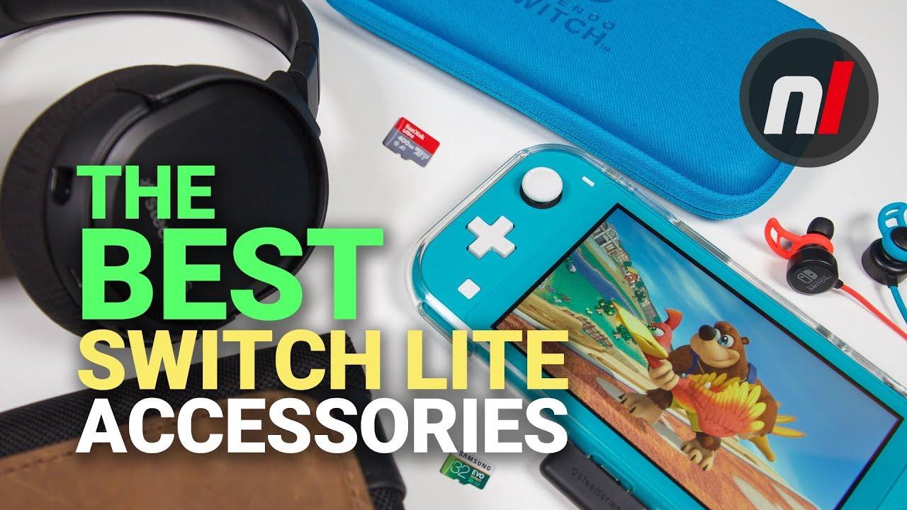 Video: Δείτε τα 10 καλύτερα  Lite Switch αξεσουάρ
