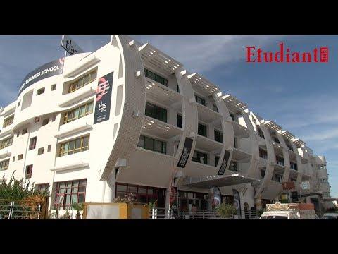 Campus de Toulouse Business School à Casablanca - TBS