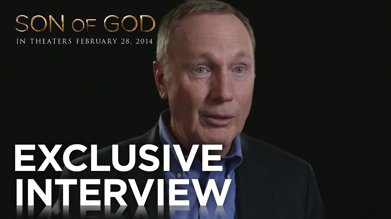 "Son of God | Max Lucado ""The Last Supper"" Exclusive Interview 