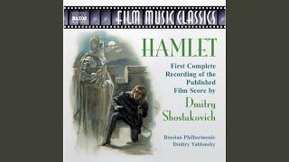 Hamlet Suite, Op. 116a: Ophelia