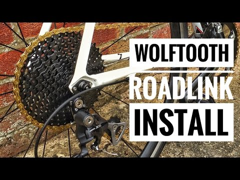 How To Install A WolfTooth Roadlink