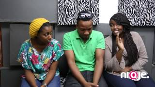 Famous Minutes Elani Interview by Niaje