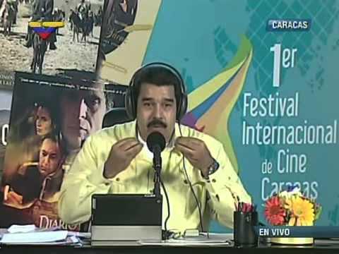Presidente Maduro celebra primer aniversario de Movimiento de Teatro César Rengifo