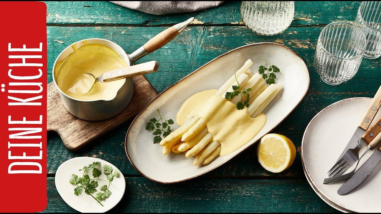 Schnelle Sauce Hollandaise | REWE Deine Küche
