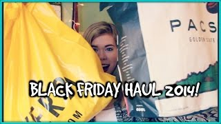 Black Friday Haul 2014 // Makeupkatie95 Thumbnail
