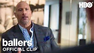 'Boardroom Confrontation' Ep. 8 Official Clip | Ballers | Season 4