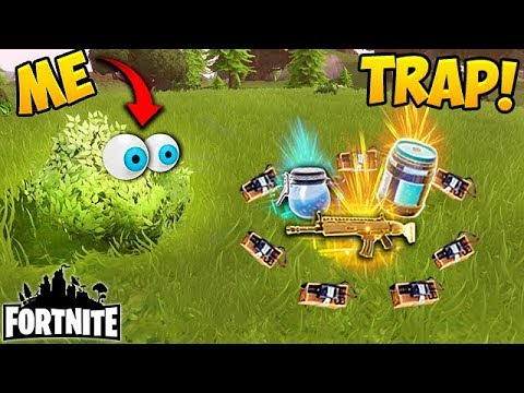 EPIC GOLD LOOT C4 TRAP! - Fortnite Funny Fails and WTF Moments! #136 (Daily Moments)