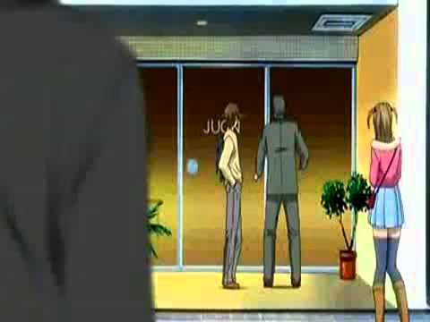 Death Note L Appears In Full Metal Panic The Second