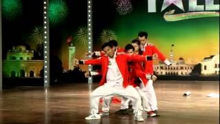 [17/49] Nhóm Gió Mới - Bèo Dạt Mây Trôi - Vietnam's Got Talent