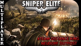 "Sniper Elite v2 (Multiplayer) ""Team Distance King"""
