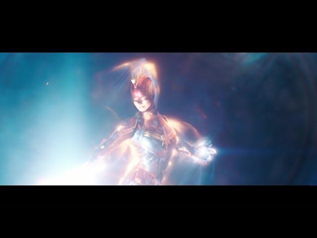 Captain Marvel - Nouvelle bande-annonce