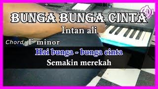 Download Lagu BUNGA BUNGA CINTA - Intan Ali - Karaoke Dangdut Korg Pa3X mp3