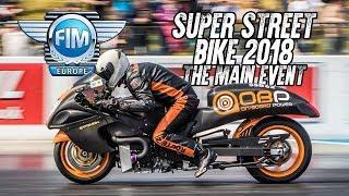 FIM Super Street Bike 2018 - Main Event