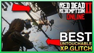 Red Dead Redemption 2 Online Glitch - BEST Red Dead Online Glitch - RDR2 Online XP Glitch