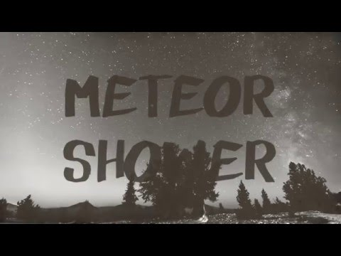 Owl City  Meteor Shower Lyric