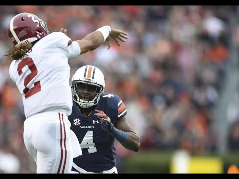 What Jalen Hurts thought went wrong in Iron Bowl loss, how he's moving forward