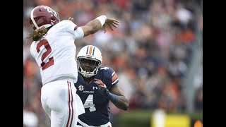 Where Jalen Hurts thinks Alabama can improve from Iron Bowl loss