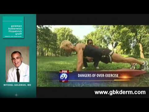 Dangers of Over-Exercise with Dr. Goldman