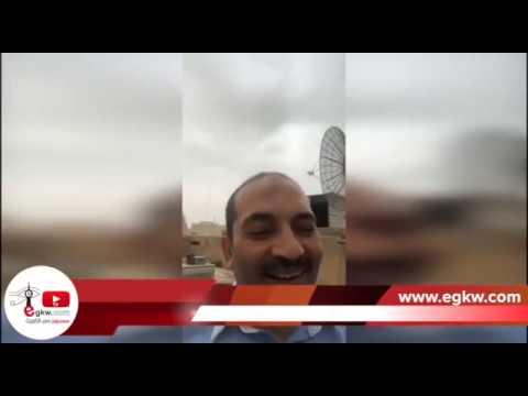 بالطائرة مصريون في الكويت تصور الانتخابات الرئاسية تحيا مصر