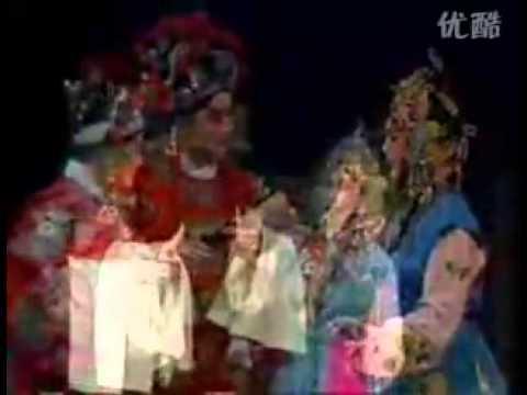 Traditional Chinese Opera (Qinqiang) Shanxi xianyang (Romantic meeting with my husband)秦腔 华亭相会 标清