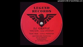 A - DJ Gwange - New Creation