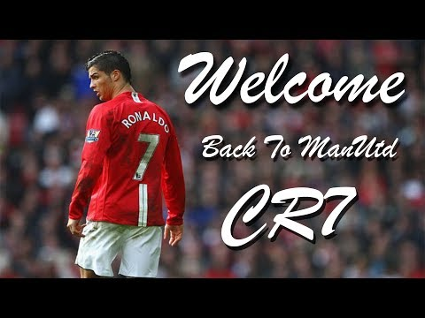 Cristiano Ronaldo ● Welcome Back To Manchester United ● American Dreams | Goals And Skills 2017 HD