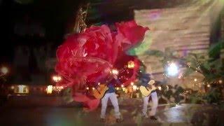 NOCHE DE AMOR DUO ENCANTOS VIDEO OFICIAL (SAYA CAPORAL)