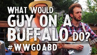 What Would Guy on a Buffalo Do - Episode 4