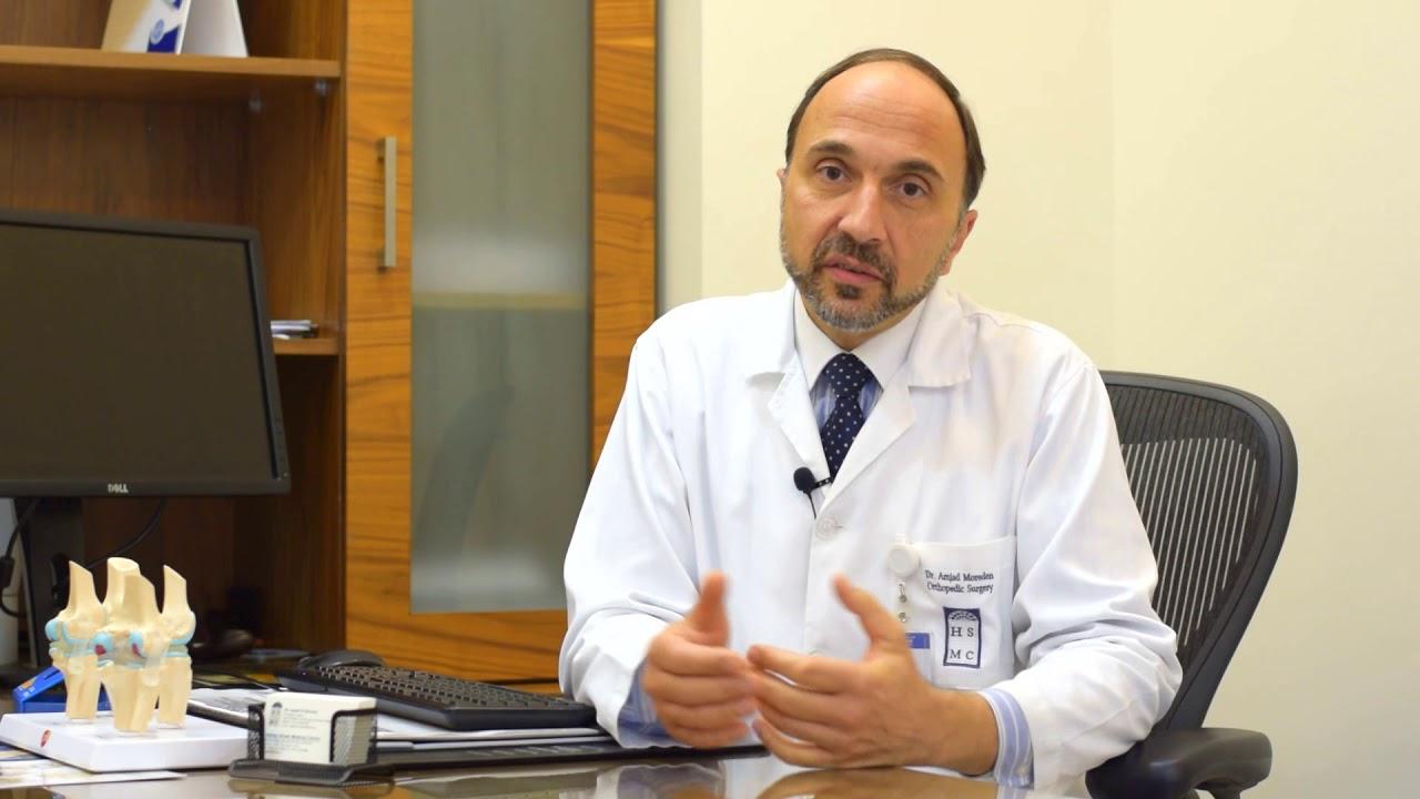 Dr  Amjad Moiffak Moreden   Orthopedic Specialist Abu Dhabi