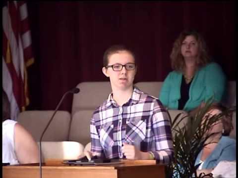 "Morton United Methodist Church 05.03.2015 Taylor VanEtten ""Praying for Enemies"""