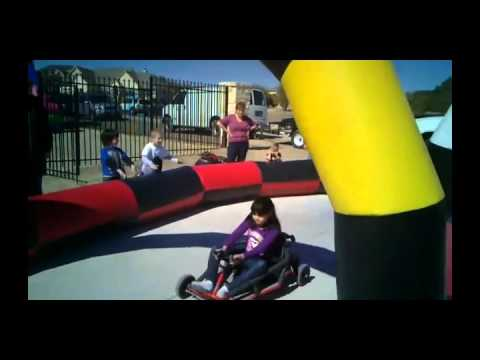 Austin Party Rentals- Go Kart Party Fun!