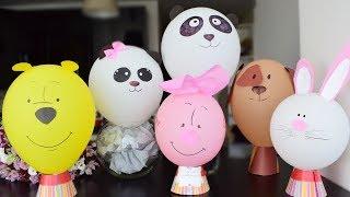 видео Оформление шарами праздничного утренника в детском саду