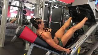 Legs press/ Жим ногами
