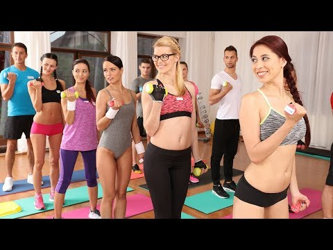 Alexis Crystal Yoga Girls Model Fitness Workout Best Gym Girls - Fitness Women