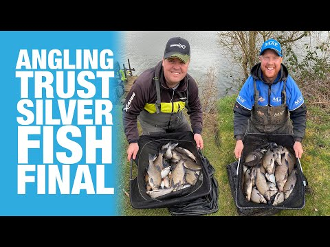 Andy Won £1000 In The Angling Trust Silver Fish Final! Hallcroft Fishery