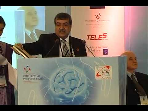 Global IP convention 2013 - Message from Dr. DR Agrawal (part 1)