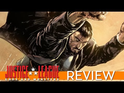 Justice League Gods and Monsters: Superman (Tie-in) REVIEW