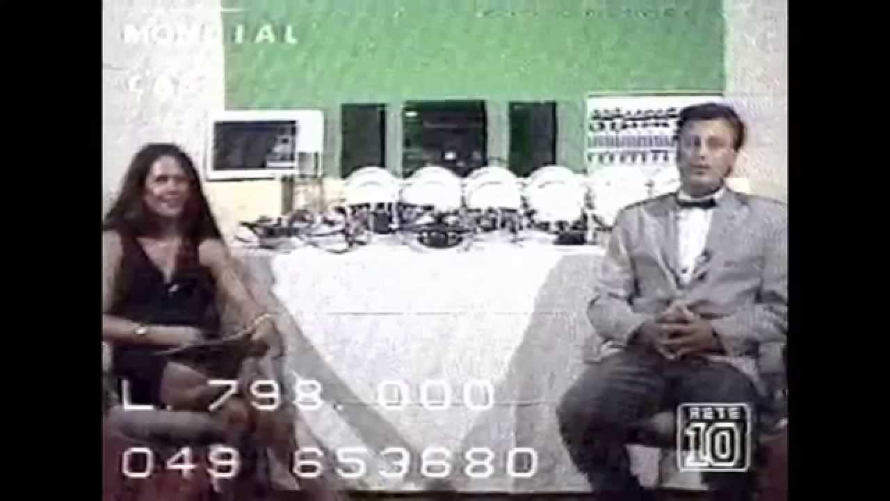 Mondial Casa anni 80 - YouTube