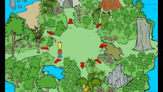 Solución: Bart Island Escape (juego de inkagames)