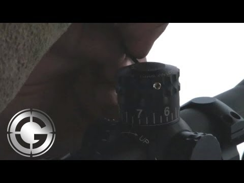 How to Zero a BDC Scope Turret